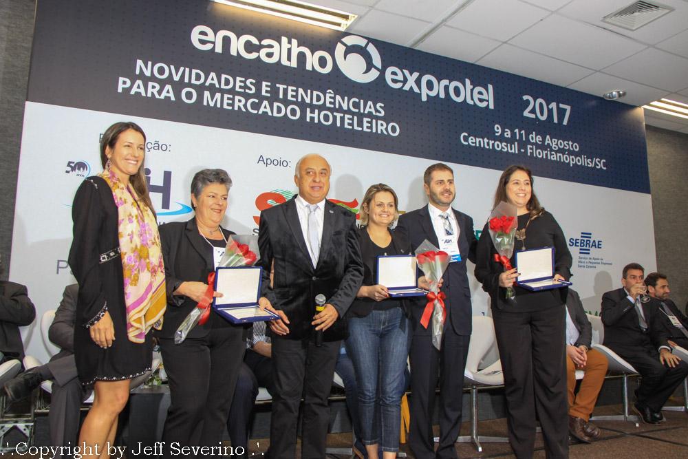 Aberta oficialmente a 30ª edição do Encatho & Exprotel