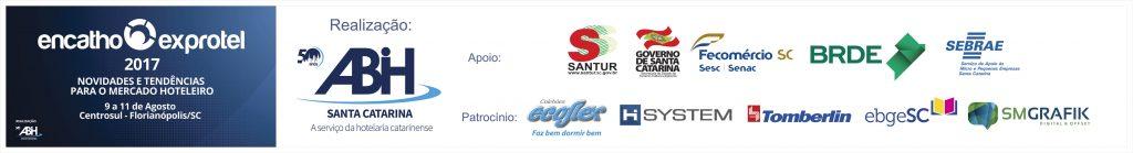 Patrocinadores Encatho & Exprotel