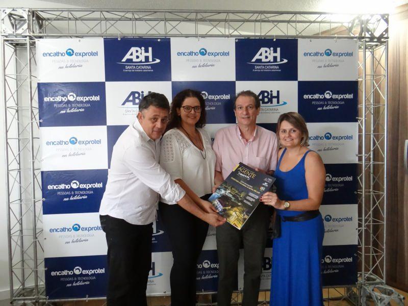 Revista Agente Urgente confirma seu apoio a 31ª edição do Encatho & Exprotel