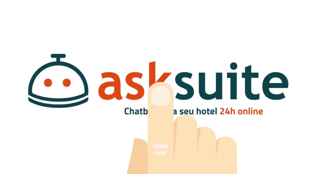 O robô da Asksuite que atende via WhatsApp será a grande novidade para Encatho.