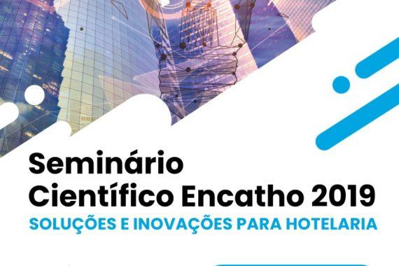 Encatho 2019 terá seminário científico
