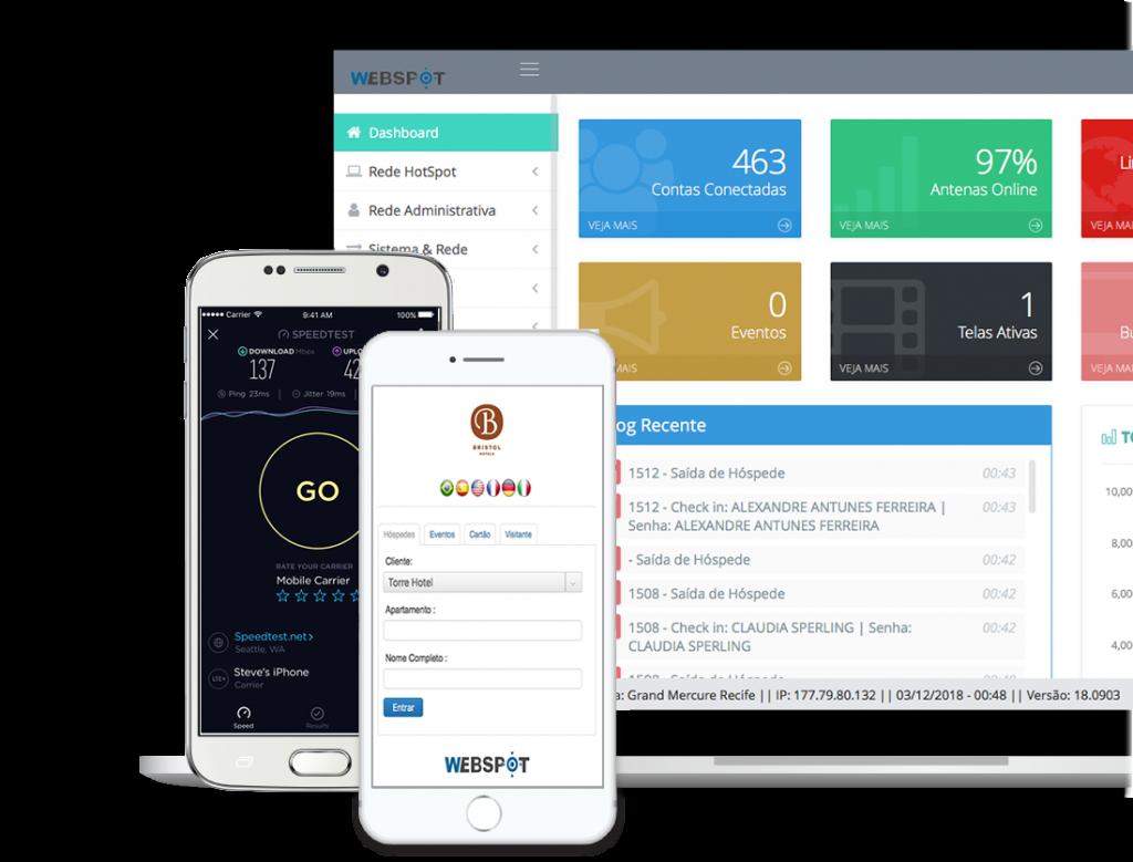 Webspot na exprotel 2019