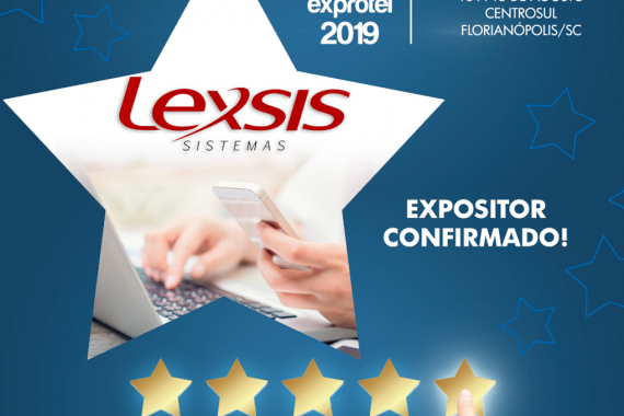 Lexsis Sistema inova e lança motor de reservas no Encatho e Exprotel
