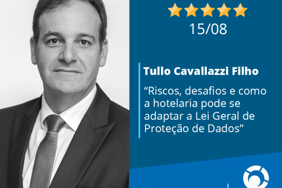 Tullo Cavallazzi Filho fala na Exprotel