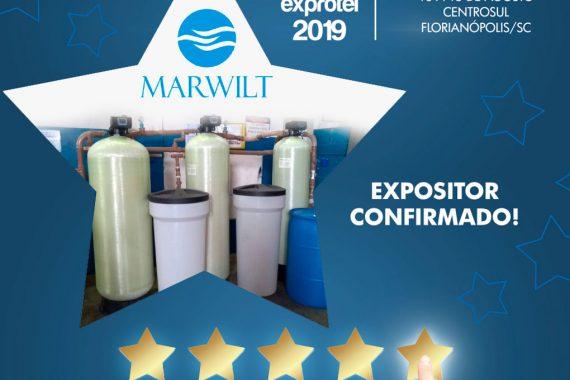 Filtros Marwilt leva gama de produtos para purificação de água