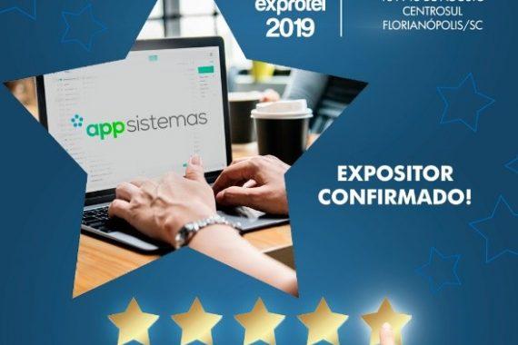 APP Sistemas traz para a Exprotel sistema próprio completo para gestão, operação e controle total de diferentes perfis de empreendimentos hoteleiros