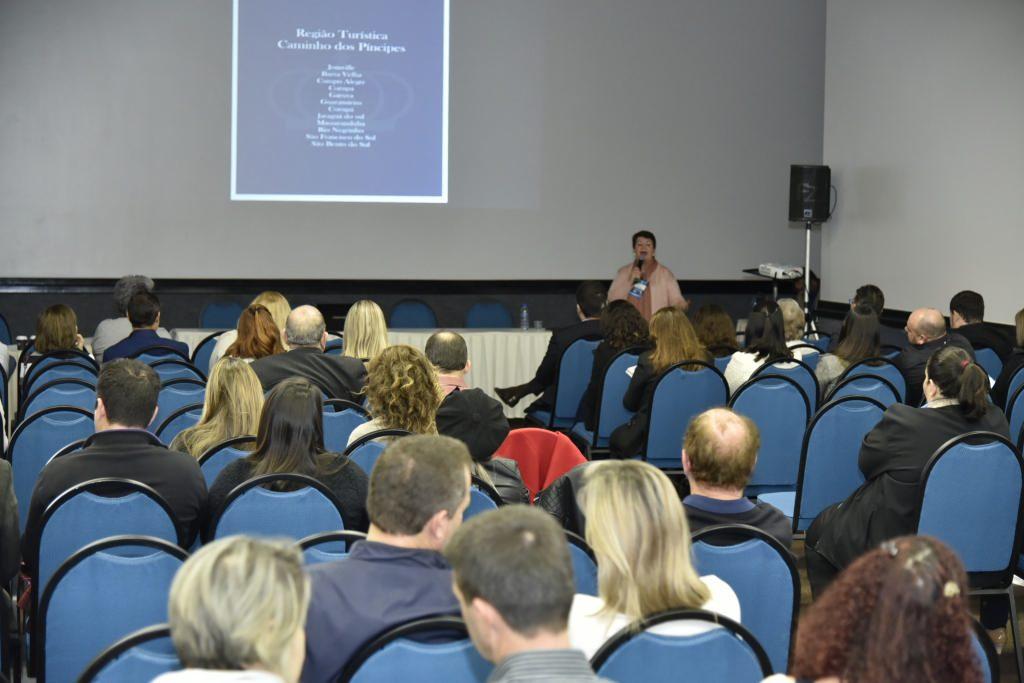 Seminário de Desenvolvimento Turístico IGR Tur – GF