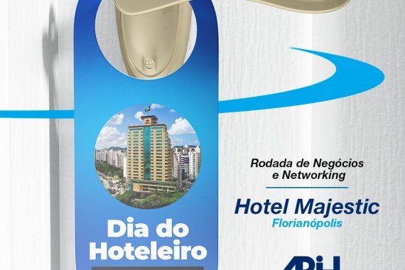 Inscrições para o Dia do Hoteleiro da ABIH-SC começam nesta sexta